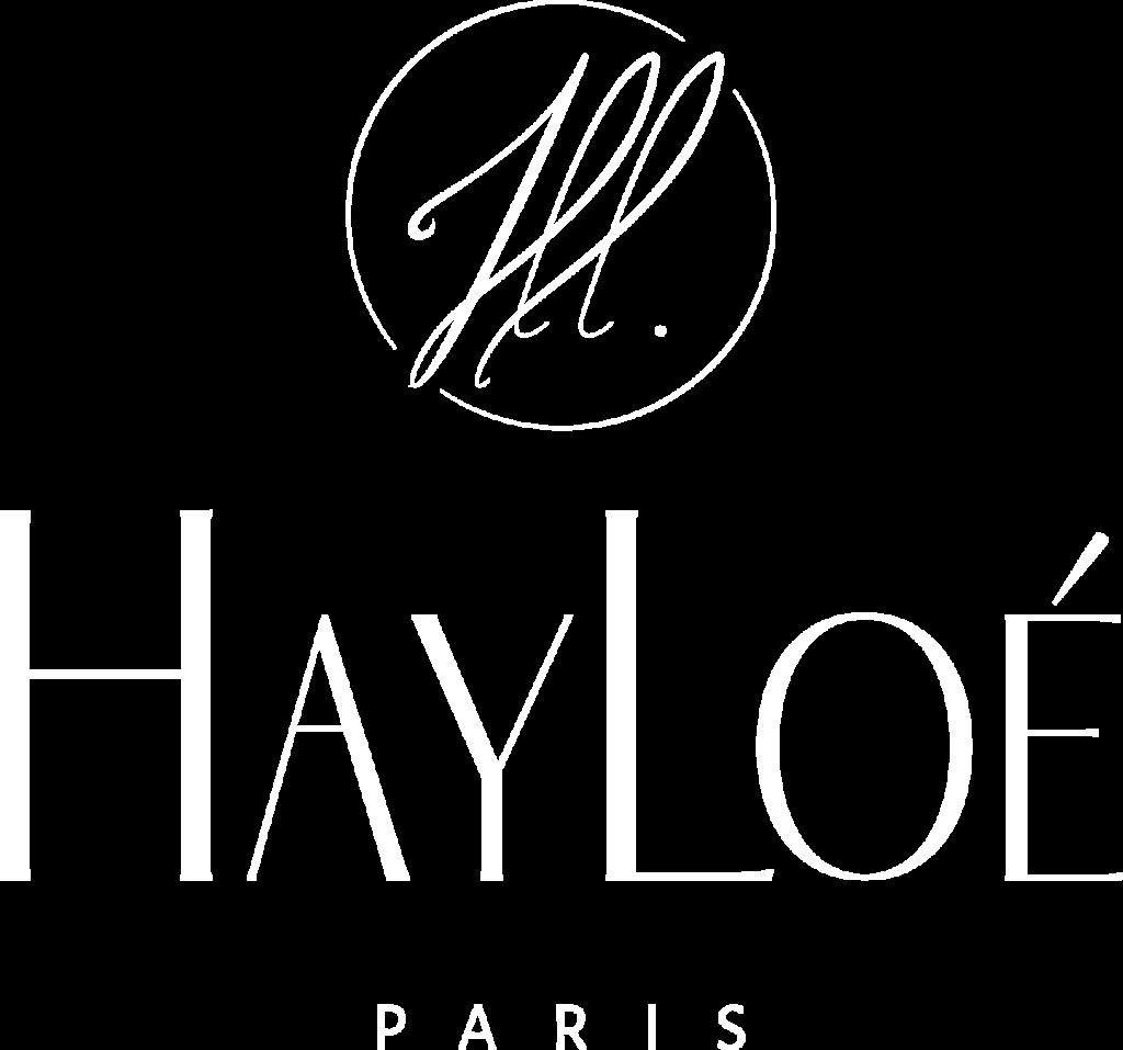 Logo Hayloé validé - blanc